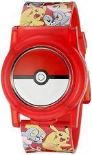 Pokemon Kids' POK3026 Digital Display Analog Quartz Multi-Color Watch Australia