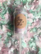 Confetti PUSH POP Biodegradabile Confetti 2017 nozze estive Nuovo di zecca Butterfly