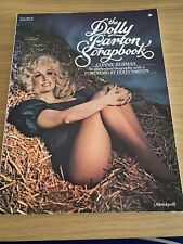 More details for the dolly parton scrapbook paperback book by connie berman 1978
