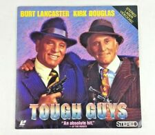 Tough Guys Laserdisc Movie Lancaster Douglas LD 1986 Comedy Adventure