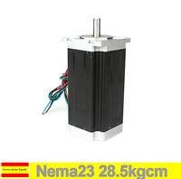 Nema 23 Stepper Motor PAP 28.5kg CNC Laser JK57HS112-4204 I0168