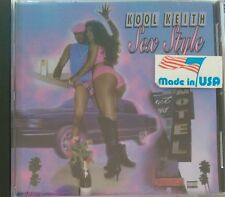 Sex Style [PA] by Kool Keith (CD, Feb-1997, Funky Ass Records) rare OG Press