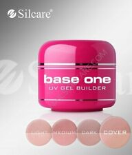 Silcare Base One UV GEL - Choose different COLOUR and SIZE- SHIPPING WORLDWIDE