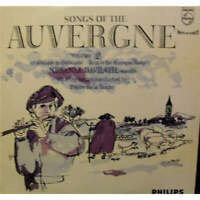 Netania Davrath , Joseph Canteloube , Pierre De La Roche - Songs Of The Auvergne