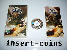 MONSTER Hunter Freedom-PSP/Sony Playstation Portable/PAL/77