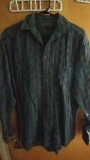 LEVI'S SUTTER CREEK LONG SLEEVE 100% COTTON CASUAL SHIRT