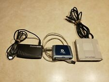 Quantity 3 Card Readers With Cables SD CF