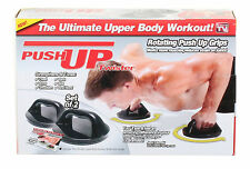 Push Up Twister Pro For Perfect Press Ups Abs and Arms workout.