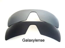Galaxy Replacement Lenses For Oakley Oil Rig Black&Titanium Polarize 100%UVAB