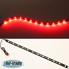 LED Strip Leiste Lichtleiste 12V Plasma Rot 30cm 12 x 5050 SMD selbstklebend