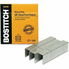 "Amax Inc Heavy-Duty Staples Use In B310HDS 00540 5/8""L 1000/BX SB35581M"