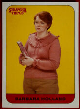 Stranger Things - Season One - Sticker Card #12 - Barbara Holland - Topps 2018