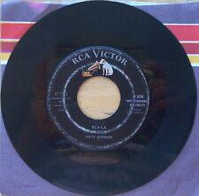 Scarce Hoyt Johnson - Too Shy & Eca-La - Rock-A-Billy RCA 7731
