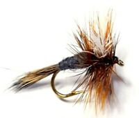 Adams Wulff Fly Fishing Flies - ONE FLY - Select Size