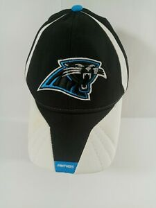 Carolina Panthers Reebok Authentic Sideline One Size Fits All NFL Hat