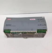 MEAN WELL AC/DC POWER SUPPLY DRT-960-24