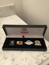 2015 Kentucky Derby,Preakness,Belmont and Triple Crown Pin Set Nwt