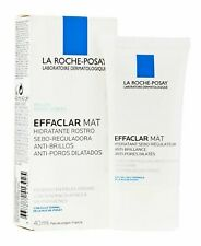 La Roche-Posay EFFACLAR MAT Daily Moisturizer For Oily Skin 1.35oz - Exp 2022