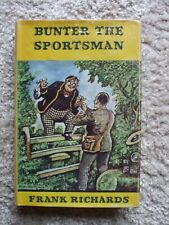 Bunter The Sportsman - 1st Edition with Dust Wrapper