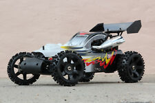 XTC RC RACING MONSTER BUGGY PRO 30,5ccm 4,5PS 80Km/h 2,4 GHZ VERBRENNER 1:5 501D