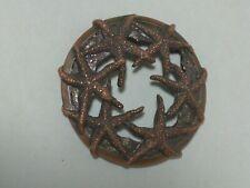 Yankee Candle Illuma Lid Jar Topper Bronze - Starfish