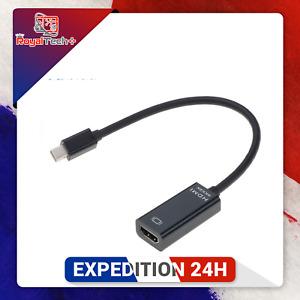 Câble adaptateur Thunderbolt Mini DisplayPort DP vers HDMI Apple Mac Macbook pro