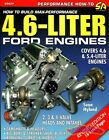 FORD 4.6 5.4 ENGINE MANUAL LINCOLN MERCURY HOW TO BUILD SHOP SERVICE PERFORMANCE