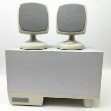 Altec Lansing ACS33 Computer Speaker System - 2.1 Stereo Speakers with Subwoofer