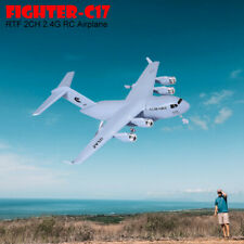 C-17 2.4GHz 2CH 3-Axis RC Airplane Transport Aircraft EPP With Gyro RTF Toy