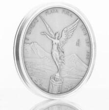 2018 5 oz Silver Libertad Antiqued Finish .999 Fine Silver Coin #A505