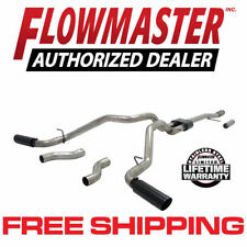 """Flowmaster 817689 FOR 2014-2017 GMC Sierra 1500 3"""" Outlaw Cat-Back Dual Exhaust"""