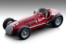 FERRARI 125 F1 #40 ASCARI F1 MONACO GP 1950 1/18 MODEL CAR TECNOMODEL TM18-149C