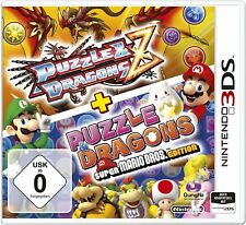 Nintendo 3ds Puzzle & Dragons Z Super Mario Bros.nouvelle Edition