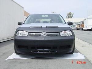 Colgan Front End Mask Bra 2pc. Fits VW Golf, GL,GLS,GTI & TDI 1999-2005 W/O Tag