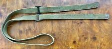 Falklands War. Braided cotton strap f/sub-machine gun FMK-3 of Argentine Troops
