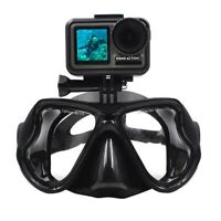 CamGo Scuba Diving Mask for DJI Osmo Action Camera