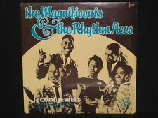 MAGNIFICENTS & RHYTHM ACES ~ 15 Cool Jewels (SEALED) ~ U.S. SOLID SMOKE - 1984