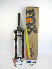 "NEW 2017 FOX Factory Step Cast Fork REMOTE 29"" 100 15x100 Kabolt Taper Black"