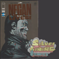 NEGAN LIVES #1 2ND PRINT BRONZE FOIL VARIANT IMAGE 2020 WALKING DEAD