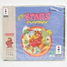 FATTY BEARS FUNPACK Brand new Panasonic 3DO Bear's JAPAN Video Game 3d