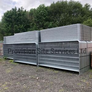 BRAND NEW Temporary Fencing - Security Fence Panels