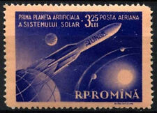 Romania 1959 SG#2631 First Cosmic Rocket MNH #D44128