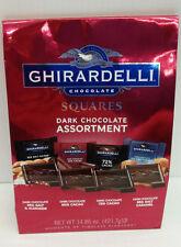 Ghirardelli Chocolate Squares Dark Assortment 14.86 oz.