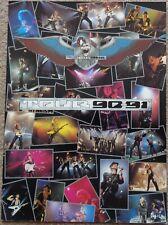 Scorpions - Crazy World Tour 1990-91 tour programme