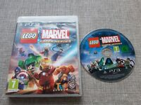 LEGO MARVEL SUPER HEROES PS3 PLAYSTATION 3 PREOWNED