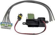 HVAC Blower Motor Resistor Kit Dorman 973-406