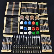 Electrónica aficionados del kit paquete de componentes para Arduino Sarter BS