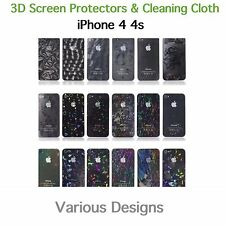 iPhone 4 4s screen protector 3d
