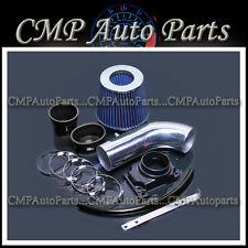 BLACK BLUE 1992-2003 MITSUBISHI MONTERO / MONTERO SPORT 3.0L V6 AIR INTAKE KIT