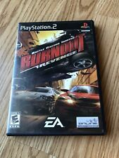 Burnout: Revenge (Sony PlayStation 2, 2005) PS2 Cib Game H1